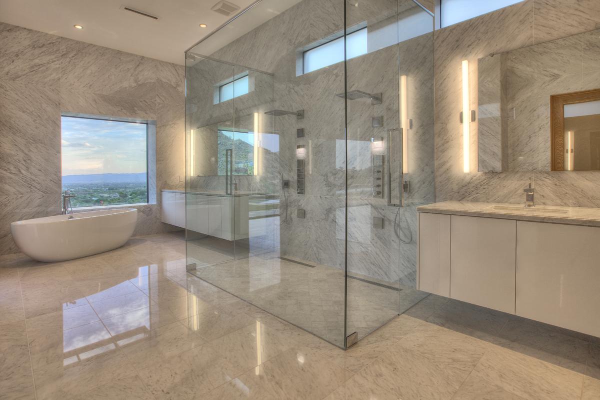 Bathroom remodeling scottsdale carmel homes design for Bath remodel scottsdale