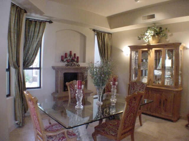 Holiday Dining Room 2 Built by Carmel Homes Design Group LLC