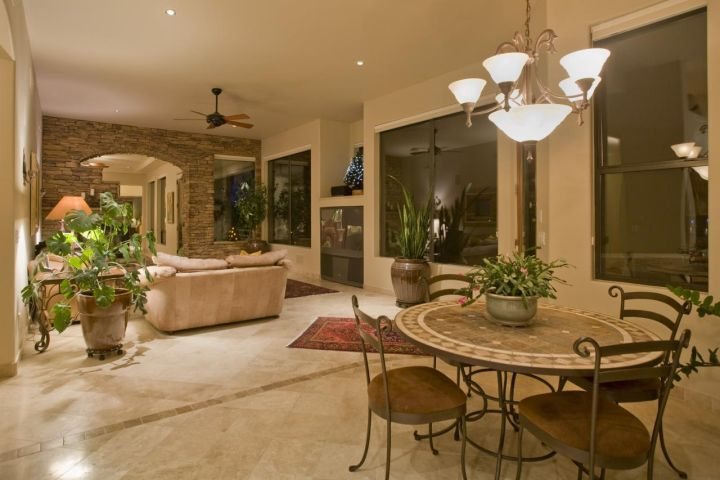 Holiday Familyroom Built by Carmel Homes Design Group LLC