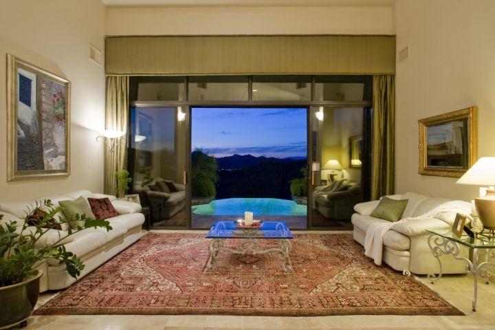 Holiday Livingroom 2 Built by Carmel Homes Design Group LLC