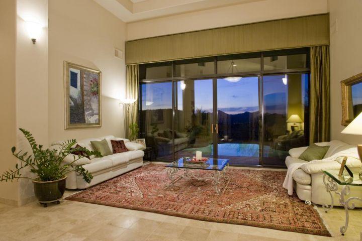 Holiday Livingroom Built by Carmel Homes Design Group LLC