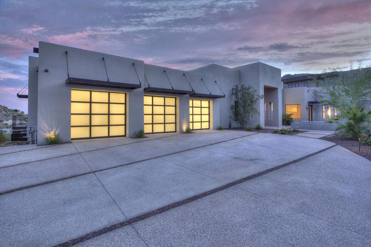 Custom  Luxury Home Builders Paradise Valley Phoenix - Phoenix home design