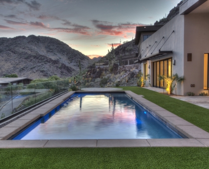 5 Pool with a View