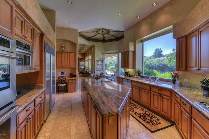 Merrill 9 Kitchen Built by Carmel Homes Design Group LLC
