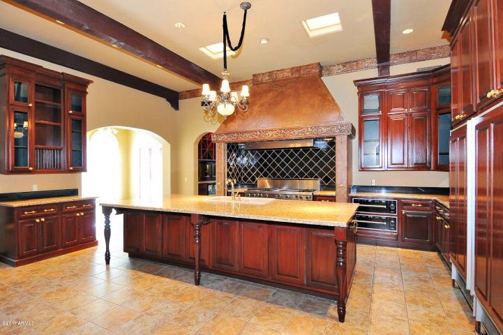 Terbush 6 Kitchen home built by Carmel Homes Design Group LLC (2)