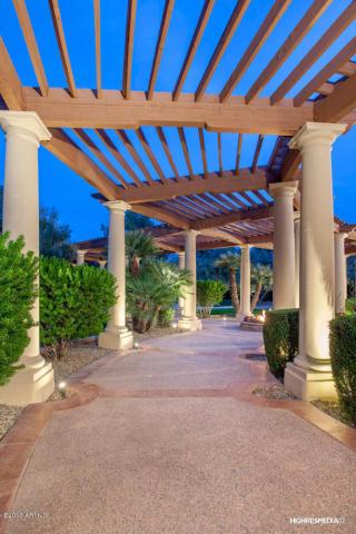 Terbush 5 Ramada Exterior home built by Carmel Homes Design Group LLC