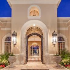 Terbush 3 Front Entrance home built by Carmel Homes Design Group LLC