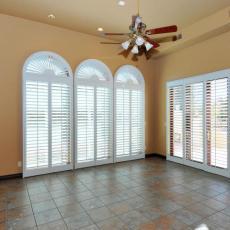 Terbush Breakfast Nook home built by Carmel Homes Design Group LLC