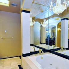 Terbush Master Bathroom photo 2 Built by Carmel Homes Design Group LLC