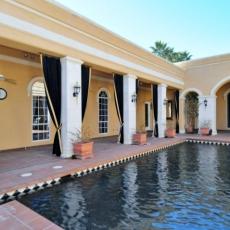 Terbush Patio home built by Carmel Homes Design Group LLC