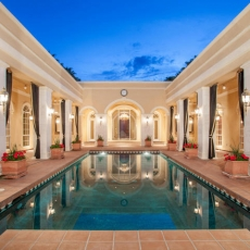 Terbush 4 Pool home built by Carmel Homes Design Group LLC