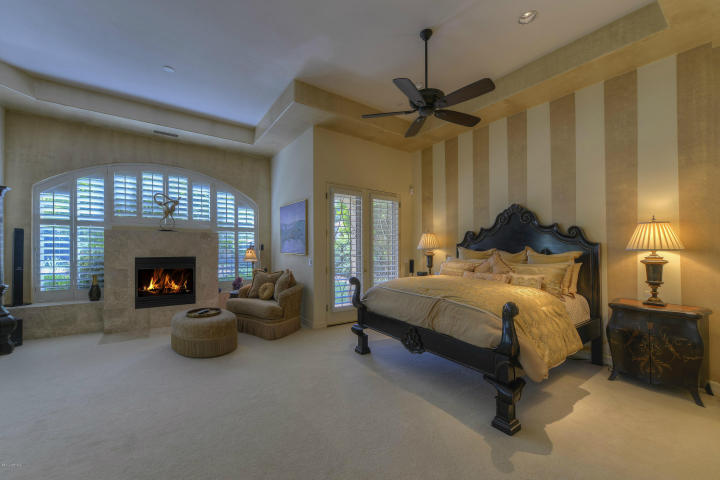 Merrill 12 Master Suite Built by Carmel Homes Design Group LLC