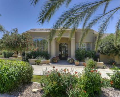 Teufel Residence - Paradise Valley, Scottsdale, AZ
