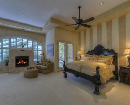 Merrill 12 Master Suite Built by Carmel Homes Design Group LLC