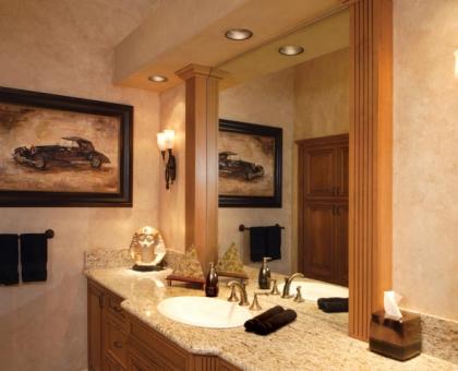Merrill 14 Master Vanity Built by Carmel Homes Design Group LLC
