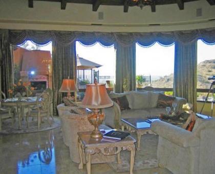 lot 171 Living Room Old World Home Built by Carmel Homes Design Group LLC