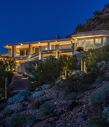 Custom Home Remodeling and Renovations in Paradise Valley & Scottsdale, AZ